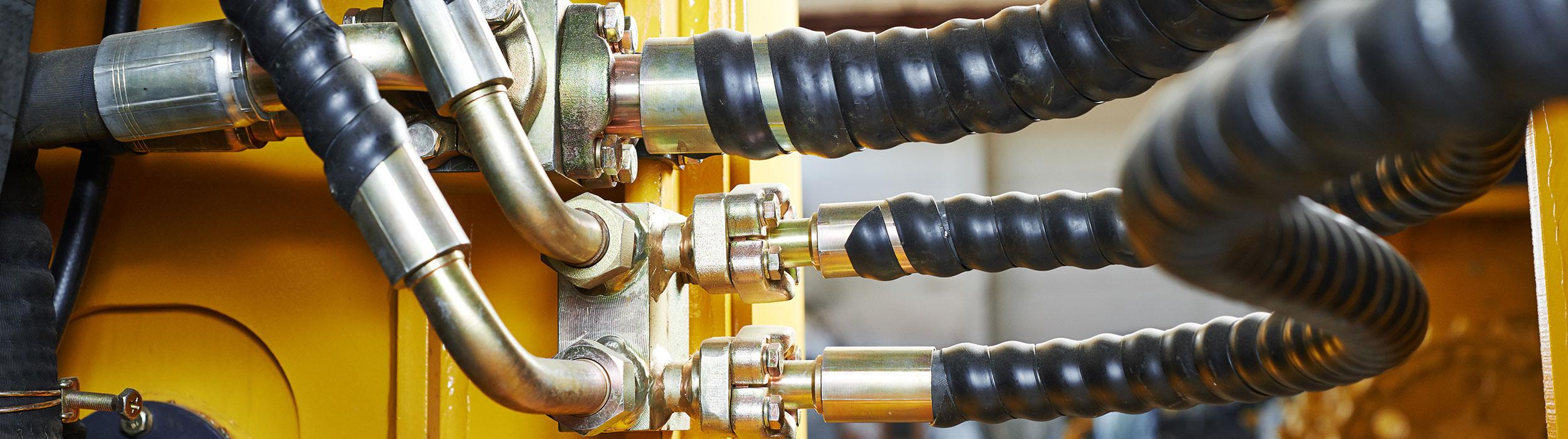 Hydraulik Schläuche Schlauchware