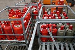 Gase-Despot technische Gase für Industrie, Handwerk, Endverbraucher